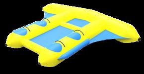 Banana Voladora Inflable