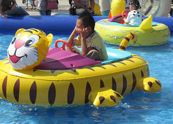 Bote Chocon Inflable Animal