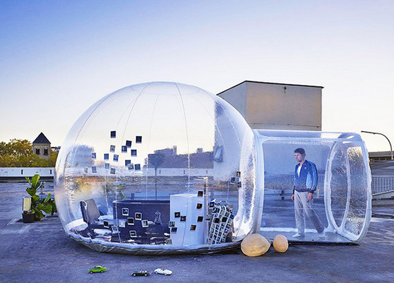Zorb House Inflable